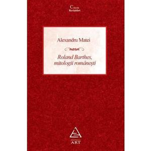Roland Barthes, mitologii romanesti imagine