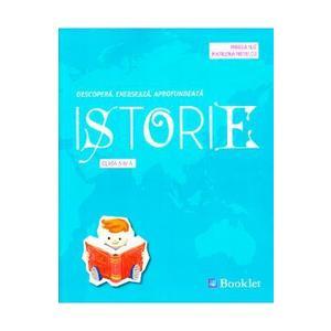 Istorie - Clasa 4 - Mirela Ilie, Marilena Nedelcu imagine