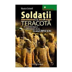 Soldatii de teracota - Maurice Cotterell imagine
