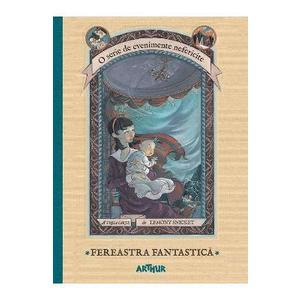 Fereastra fantastica - Lemony Snicket imagine
