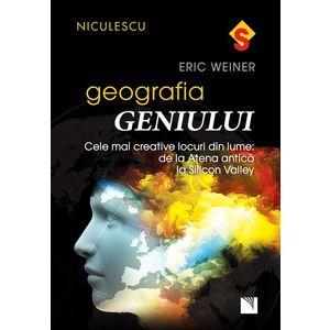 Geografia geniului. Cele mai creative locuri din lume: de la Atena antică la Silicon Valley imagine