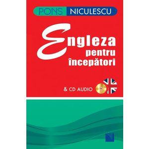 Engleza pentru începători (cu CD audio) imagine