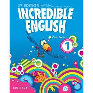 Incredible English, New Edition 1: Coursebook imagine