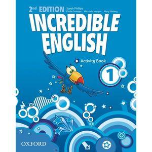 Incredible English, New Edition 1: Activity Book imagine