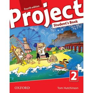 Project, Fourth Edition, Level 2 Student's Book imagine