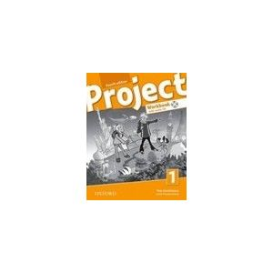 Project, Fourth Edition, Level 1: Workbook with Audio CD and Online Practice imagine