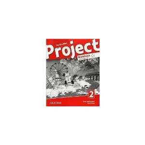 Project, Fourth Edition, Level 2: Workbook with Audio CD and Online Practice imagine