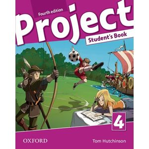 Project, Fourth Edition, Level 4 Student's Book imagine