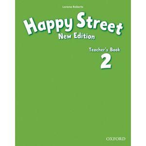 Happy Street 2 Teacher's Book- REDUCERE 35% imagine
