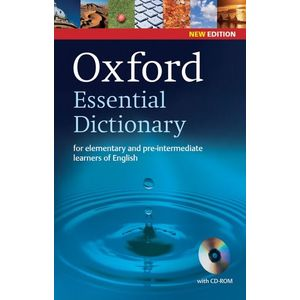 Oxford Essential Dictionary, New Edition imagine