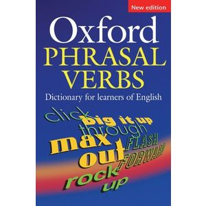Oxford Phrasal Verbs Dictionary for Learners of English, 2nd Edition Paperback imagine