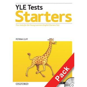Cambridge Young Learners English Tests, Starters: Teacher's Book, Student's Book and Audio CD Pack- REDUCERE 50% imagine