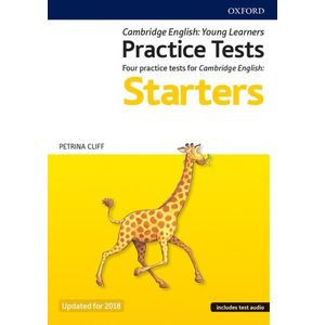 Cambridge English Qualifications Young Learners Practice Tests Starters imagine