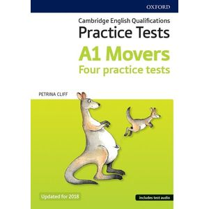 Cambridge English Qualifications Young Learners Practice Tests Movers imagine