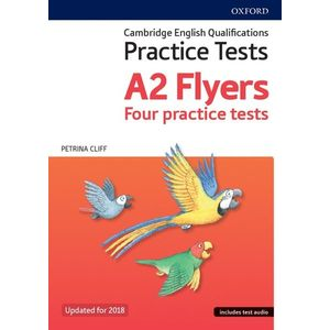 Cambridge English Qualifications Young Learners Practice Tests Flyers imagine