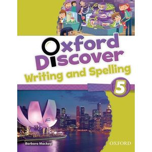 Oxford Discover 5 Writing and Spelling imagine