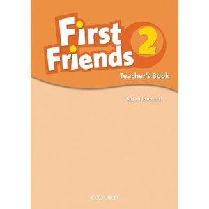 First Friends 2 Teacher's Book imagine