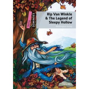 Dominoes S NE Rip Van Winkle & The Legend of Sleepy Hollow imagine