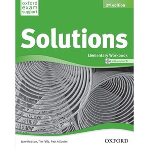 Solutions 2nd Edition Elementary: Workbook imagine
