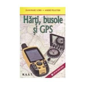 Harti busole si GPS - Jean-Marc Lord imagine