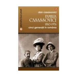 Familia Casassovici 1810-1976 - Dan Casassovici imagine