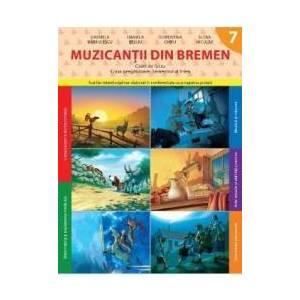 Muzicantii Din Bremen Clasa Pregatitoare Caiet Sem 2 - Gabriela Barbulescu imagine