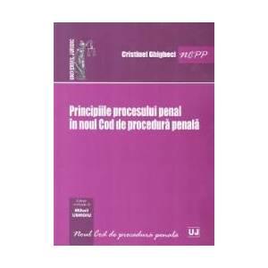 Principiile procesului penal in noul Cod de procedura penala - Cristinel Ghigheci imagine