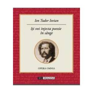 Iti voi injecta poezie in sange - Ion Tudor Iovian imagine