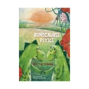Dinozaurii pitici. De-a v-ati strigatelea - Martin Zick imagine