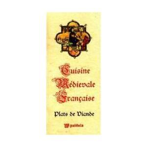 Cuisine medievale francaise - Plats De Diande imagine