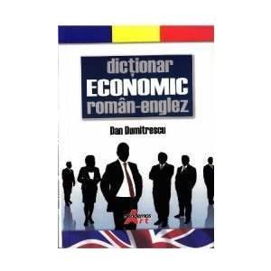 Dictionar Economic Roman-Englez - Dan Dumitrescu imagine