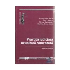Practica judiciara neunitara comentata - Mihai Adrian Hotca Dan Lupsacu Mircea Damaschin imagine