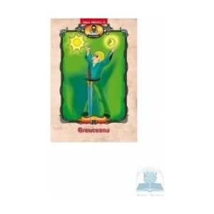 Greuceanu - Carte de colorat imagine