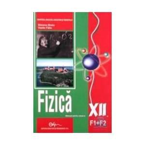 Fizica Cls 12 F1+F2 - Simona Bratu Vasile Falie imagine