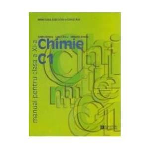 Manual chimie clasa 11 C2 - Sorin Rosca Lina Chiru Mihaela Rosca imagine