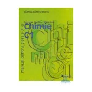 Chimie Cls 11 C1 - Sorin Rosca Lina Chiru Mihaela Rosca imagine