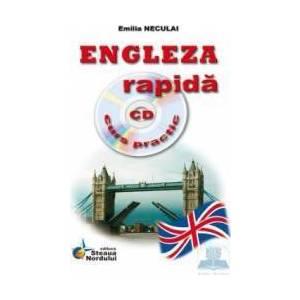 Engleza rapida cu CD curs practic - Emilia Neculai imagine