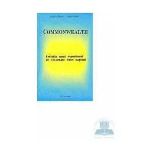 Commonwealth. Evolutia unui experiment de cooperare intre natiuni - Roxana Sandu Mihai Sandu imagine