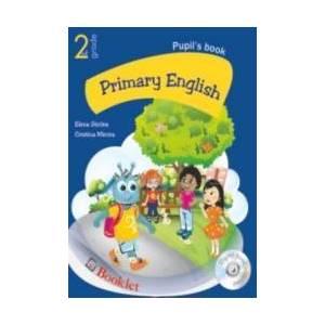 Primary english clasa 2 - Elena Sticlea Cristina Mircea imagine
