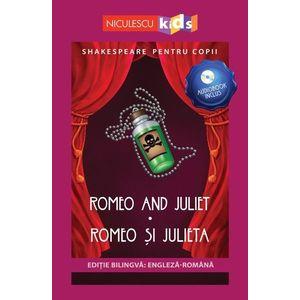 Shakespeare pentru copii: Romeo și Julieta (Ediție bilingvă, incl. Audiobook) imagine
