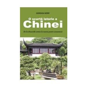 O scurta istorie a Chinei - Gordon Kerr imagine