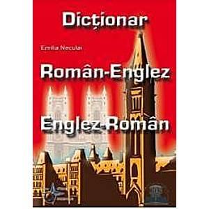 Dictionar roman-englez englez-roman - Emilia Neculai imagine