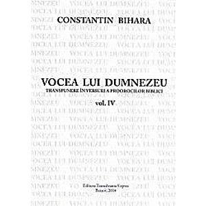 Vocea lui Dumnezeu vol.4 - Constantin Bihara imagine