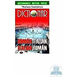 Dictionar roman-italian, italian-roman | Mariana Sandulescu imagine