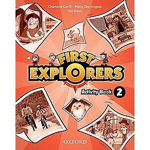 First Explorers Level 2 Activity Book imagine