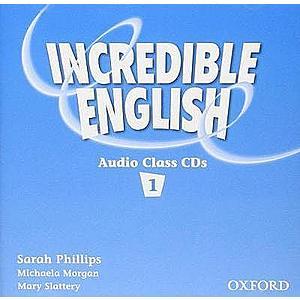 Incredible English 1 Class Audio CD- REDUCERE 50% imagine