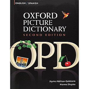 OPD Second Edition: English-Spanish Edition- REDUCERE 50% imagine