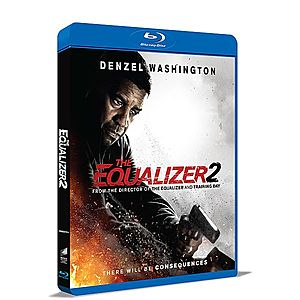 Equalizer 2 (Blu-Ray Disc) / The Equalizer 2   Antoine Fuqua imagine