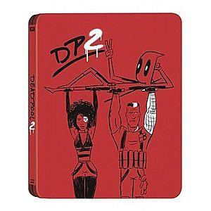 Deadpool 2 (Blu Ray Disc) Steelbook / Deadpool 2 | David Leitch imagine