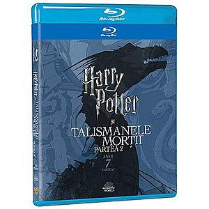 Harry Potter si Talismanele Mortii: Partea 2 / Harry Potter and the Deathly Hallows: Part 2 (Blu-Ray Disc)   David Yates imagine